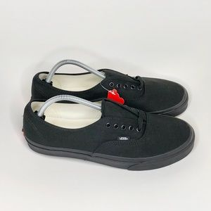 New Vans authentic all black/black
